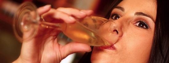 alcohol stoppen en afvallen