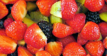 Voorgesneden fruit