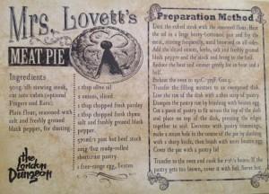 Meat pie recept