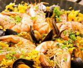 De geschiedenis van paella recepten